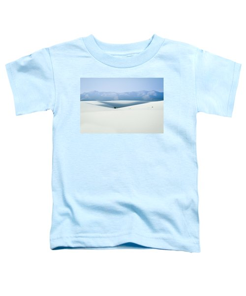 White Sands, New Mexico Toddler T-Shirt
