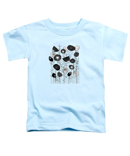 Wildflowers Grow Free Toddler T-Shirt