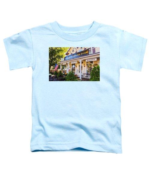 Williamsburg General Store Mass Toddler T-Shirt