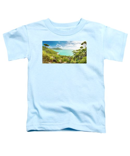 Wilsons Promontory Panorama Toddler T-Shirt