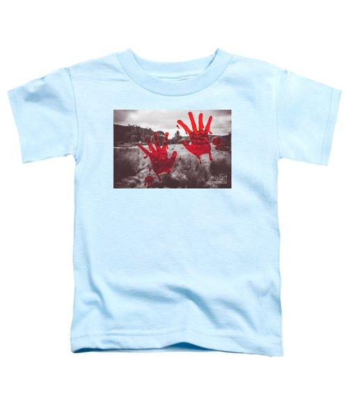 Window Pain Toddler T-Shirt