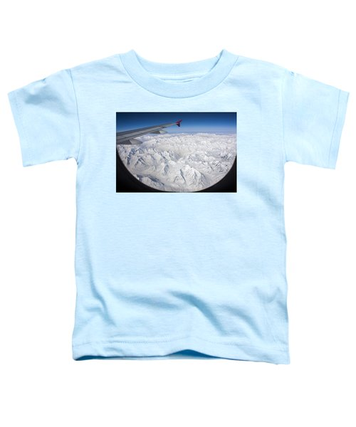 Window To Himalaya Toddler T-Shirt
