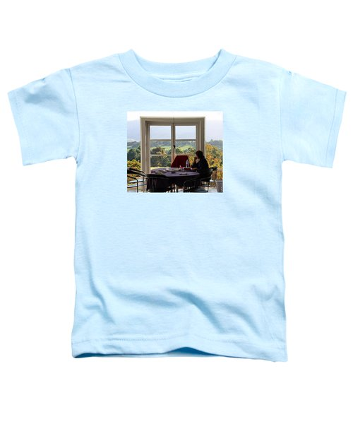 Window To The World Toddler T-Shirt