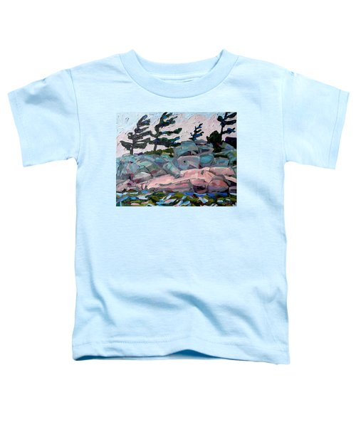 Windy Island Toddler T-Shirt