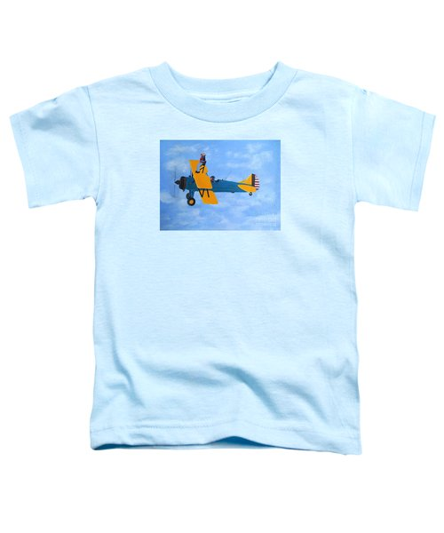 Wing Walker Toddler T-Shirt