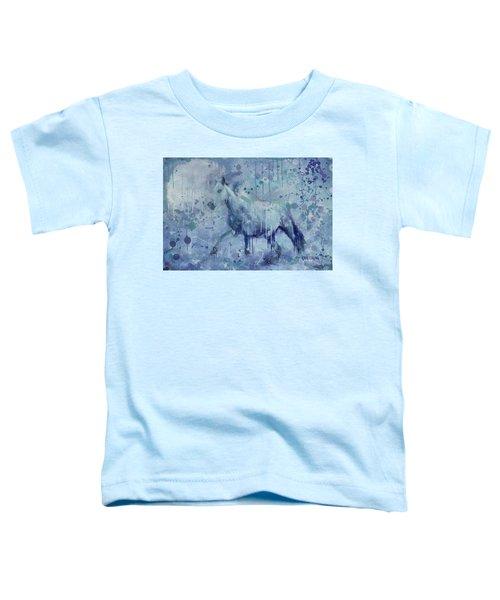 Winter Flurry Toddler T-Shirt
