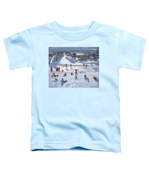 Winter Fun Toddler T-Shirt