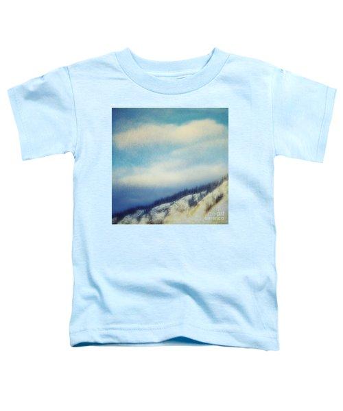Winter Is So Quiet It Needs No Words Toddler T-Shirt