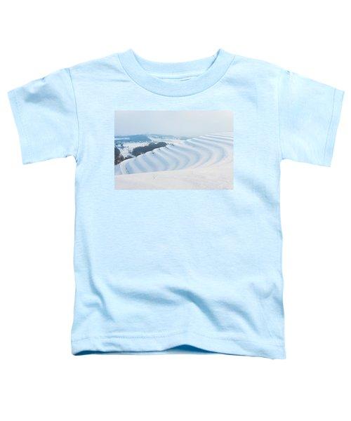 Winter Lines Toddler T-Shirt