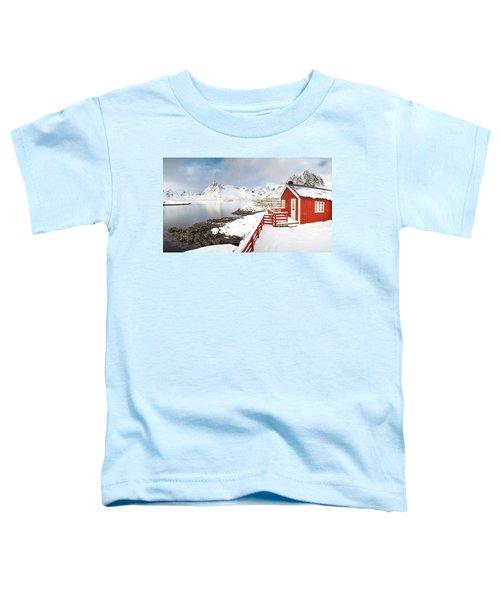 Winter Morning Toddler T-Shirt