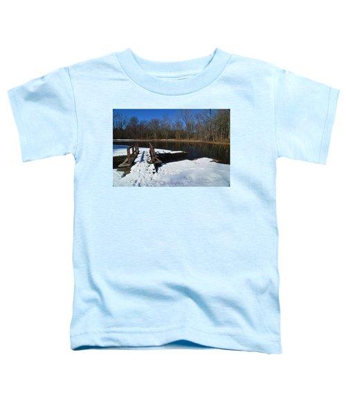 Winter Park Toddler T-Shirt