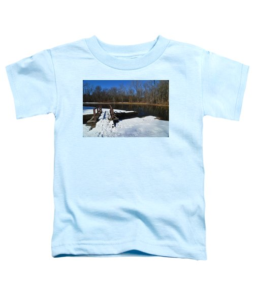 Winter Park Toddler T-Shirt