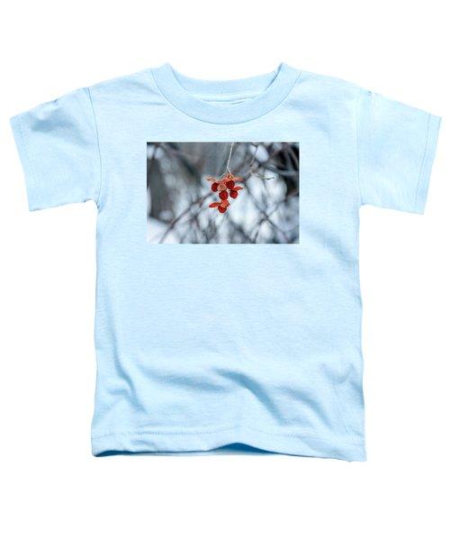 Winter Seeds Toddler T-Shirt