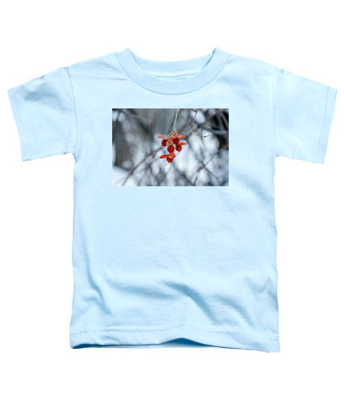 Winter Seeds Toddler T-Shirt