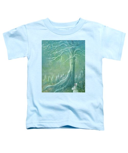 Winters Coming Toddler T-Shirt