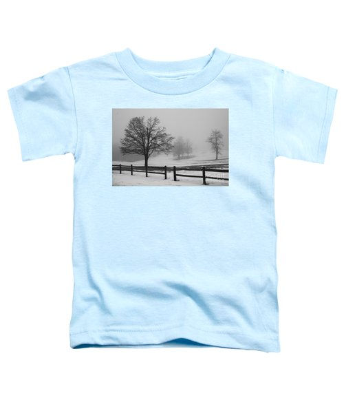 Wintry Morning Toddler T-Shirt