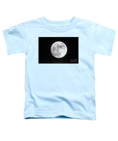 Wolf Moon Toddler T-Shirt