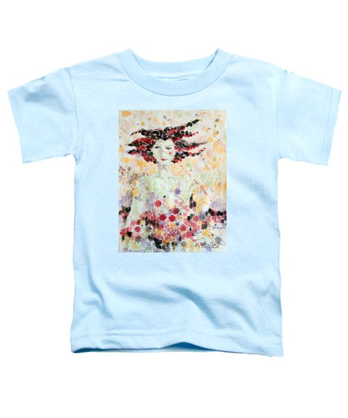Woman Of Glory Toddler T-Shirt