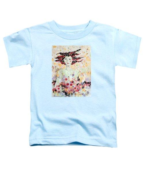 Woman Of Glory Toddler T-Shirt