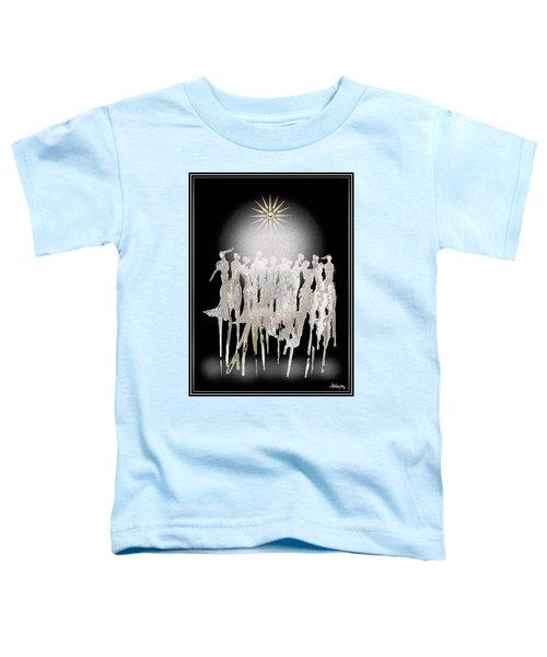 Women Chanting - Spirit Dance Toddler T-Shirt