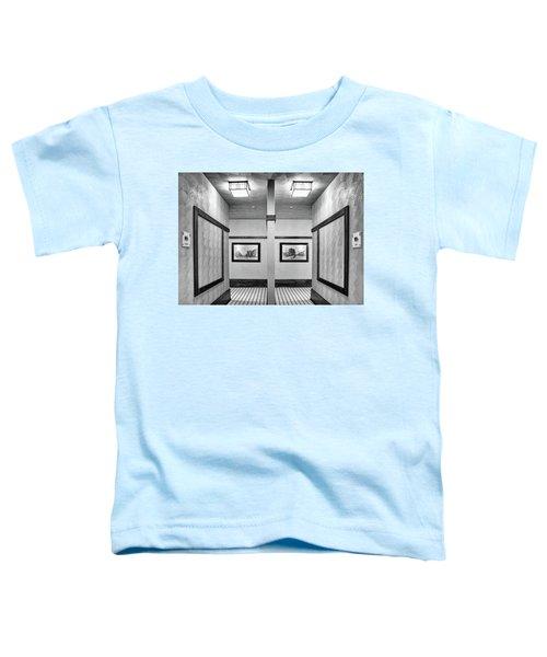 Women - Men Toddler T-Shirt