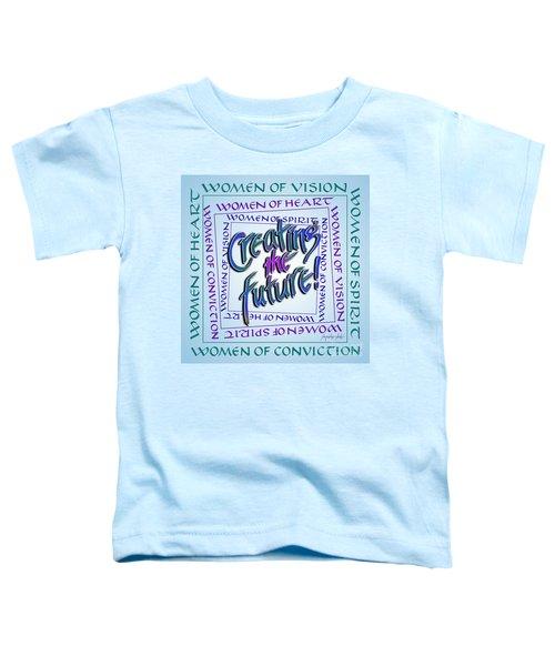 Women Of Vision Toddler T-Shirt
