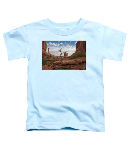Wonders Along Park Avenue Toddler T-Shirt