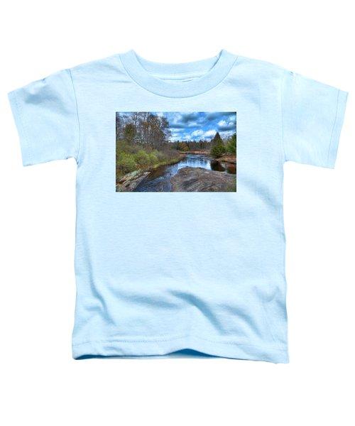 Woodhull Creek In May Toddler T-Shirt