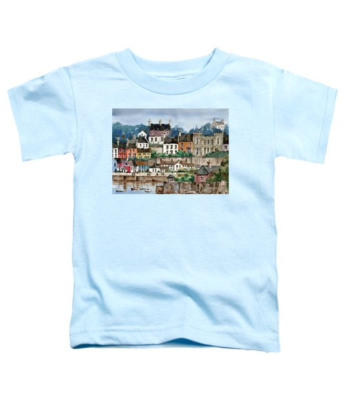 F 762   Kinsale Harbour, Cork Toddler T-Shirt