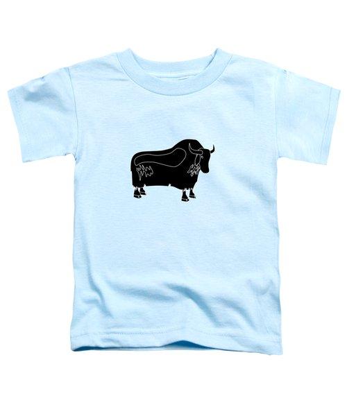 Yak Toddler T-Shirt