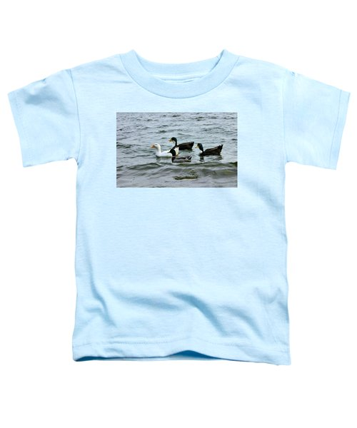 Yak Yak Yak One In Every Crowd Toddler T-Shirt