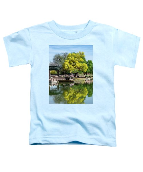 Yellow Reflection Toddler T-Shirt