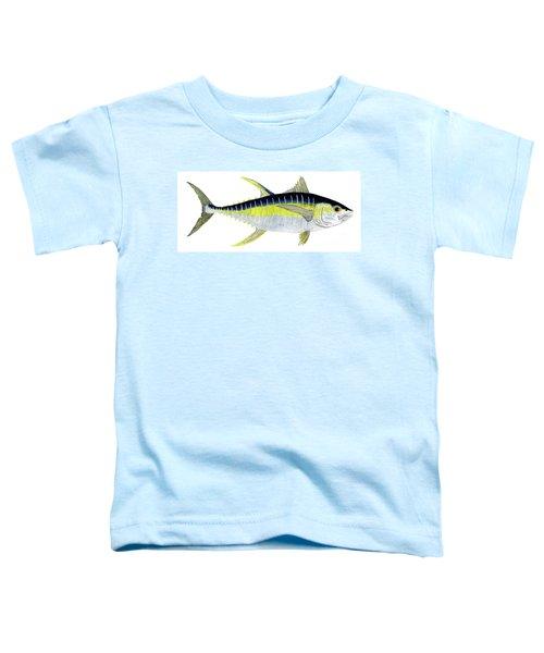 Yellowfin Tuna Toddler T-Shirt