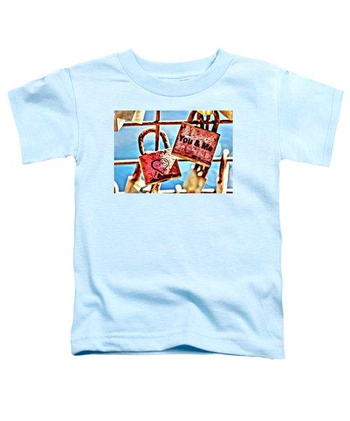 You And Me Toddler T-Shirt