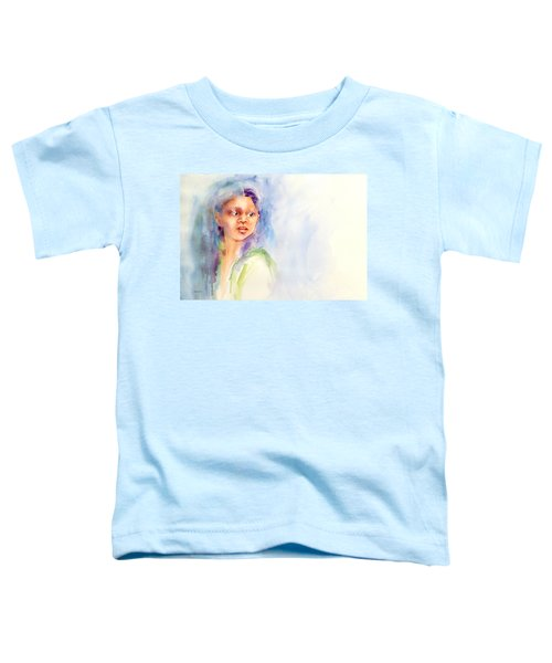 Young Woman Toddler T-Shirt
