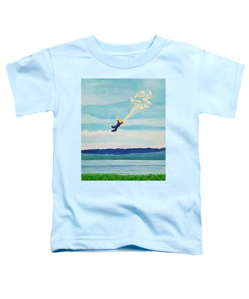 Youth Is Fleeting Toddler T-Shirt