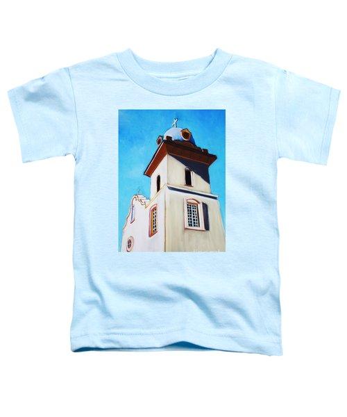 Ysleta Mission Toddler T-Shirt