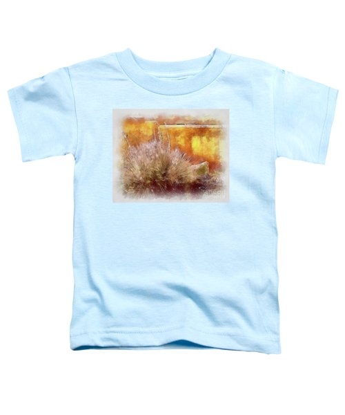 Yucca And Adobe In Aquarelle Toddler T-Shirt