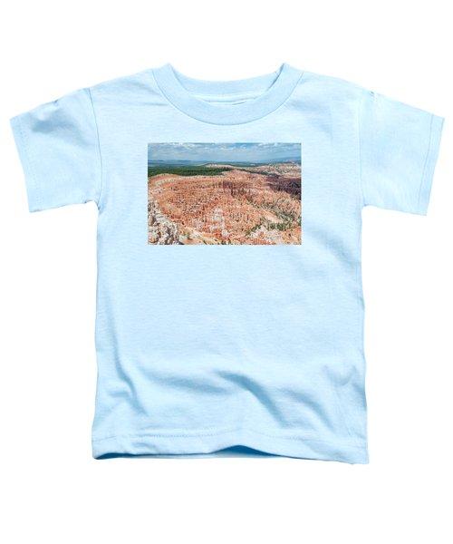 Bryce Canyon Hoodoos Toddler T-Shirt