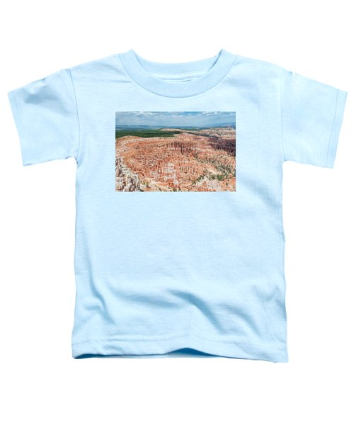 Bryce Canyon Hoodoos Toddler T-Shirt