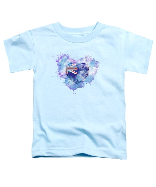 Love New Zealand Toddler T-Shirt