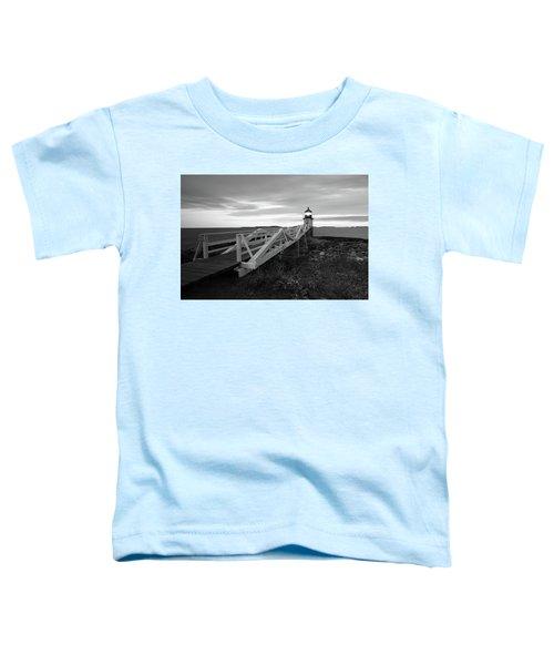 Marshall Point Light Toddler T-Shirt