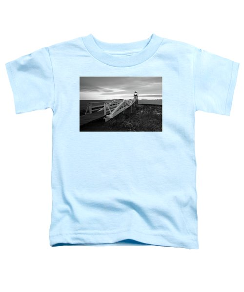 Marshall Point Light Toddler T-Shirt