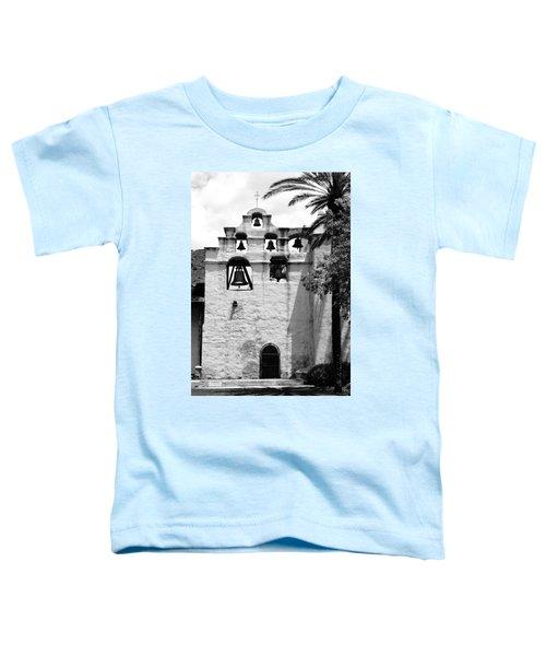 Mission San Gabriel 1771 Toddler T-Shirt