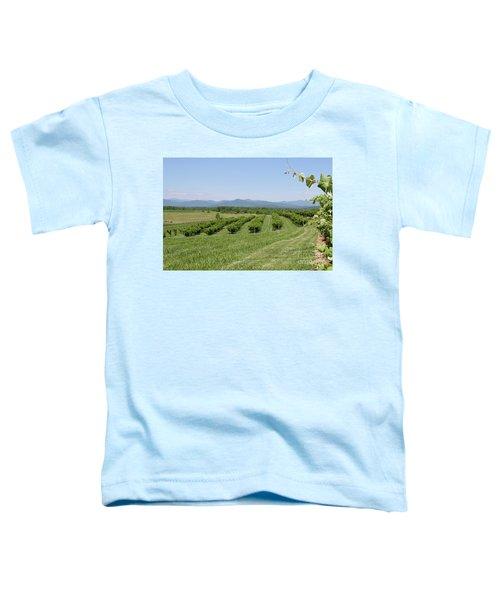 Vineyard Toddler T-Shirt