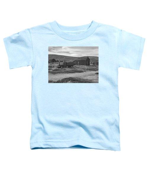 Bodie California Toddler T-Shirt