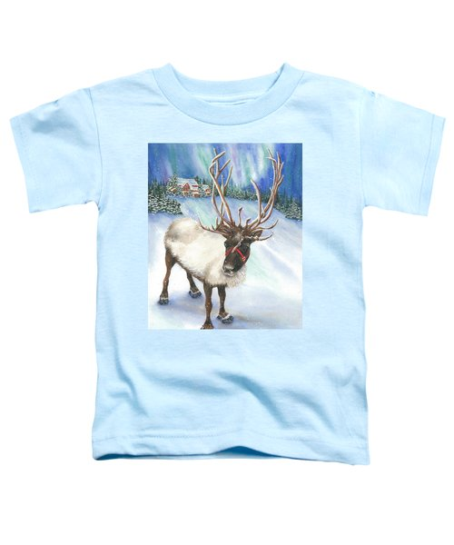 A Winter's Walk Toddler T-Shirt