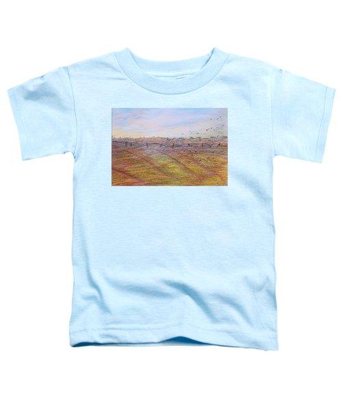 After The Harvest Toddler T-Shirt
