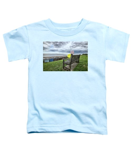 After The Party Toddler T-Shirt