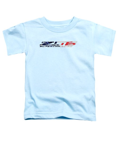All American Z06 Toddler T-Shirt